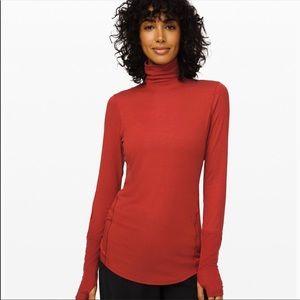New Lululemon Full Day Ahead Turtleneck Sweater